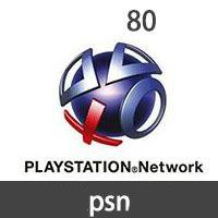 PSN service point card hk $80