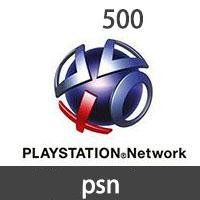 PSN service point card hk $500