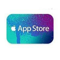 Apple App 100 yuan itunes gift card in China