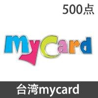 Taiwan mycard 500 points